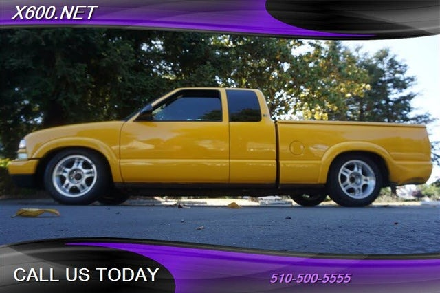 2003 Chevrolet S-10 LS Extended Cab RWD