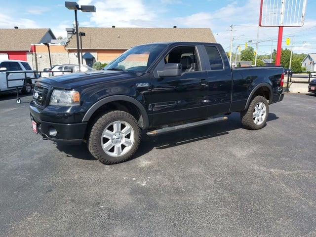 2007 Ford F-150 Lariat SuperCab 4WD