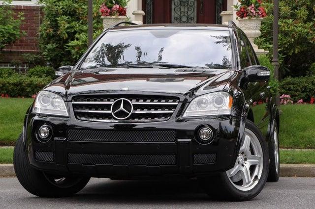 2008 Mercedes-Benz M-Class ML AMG 63 4MATIC