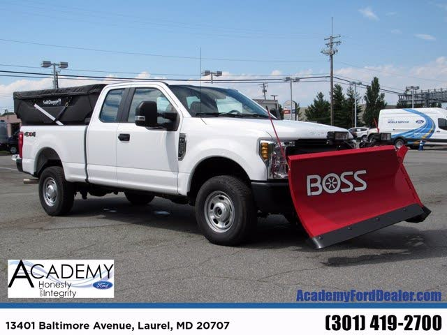 2018 Ford F-250 Super Duty Lariat SuperCab 4WD