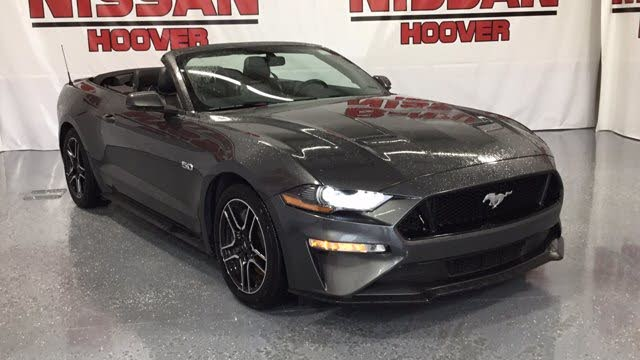 2019 Ford Mustang GT Premium Convertible RWD For Sale In