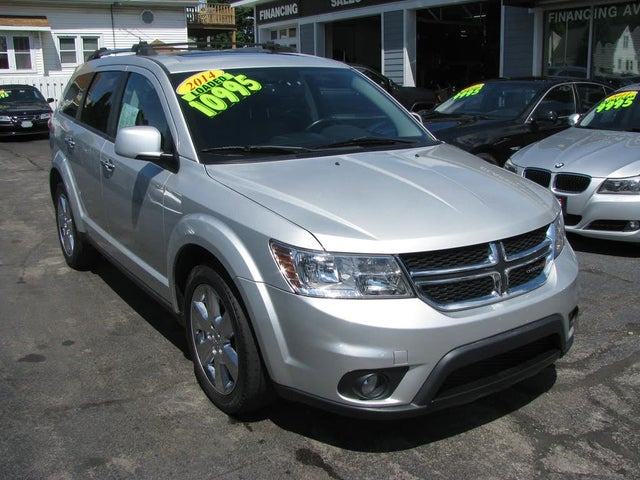 2014 Dodge Journey Limited AWD