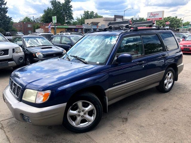 2001 subaru forester for sale in colorado springs co cargurus cargurus