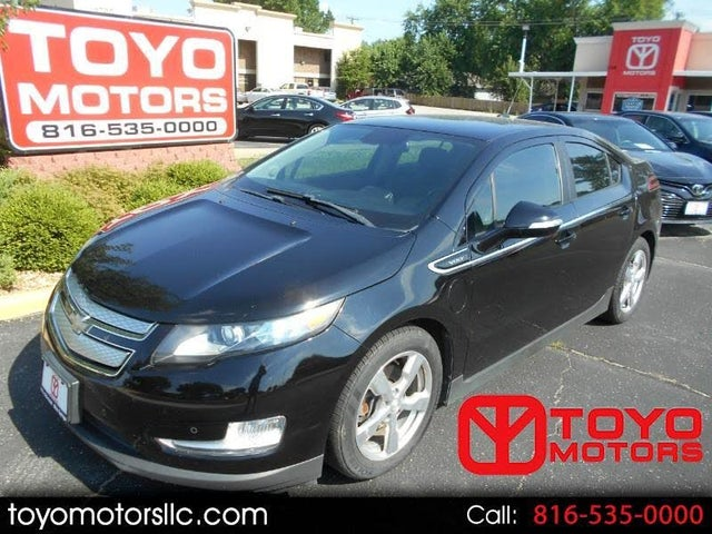 Used Chevrolet Volt For Sale In Kansas City Mo Cargurus