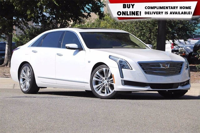 2018 Cadillac CT6 3.0TT Platinum AWD for Sale in ...