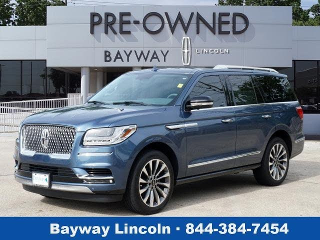 2018 Lincoln Navigator Select RWD