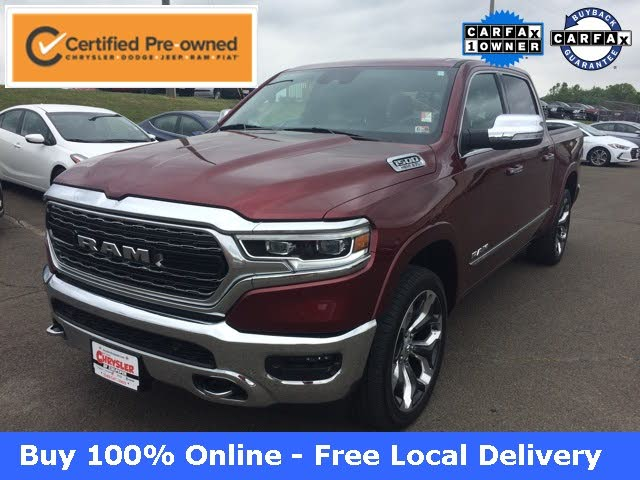 2019 RAM 1500 Limited Crew Cab 4WD