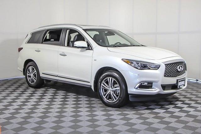 2019 INFINITI QX60 2019.5 Luxe AWD