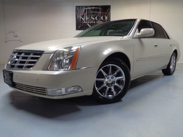 Used Cadillac DTS for Sale in Lewisville, TX - CarGurus