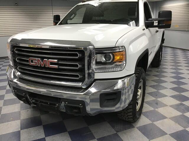 2016 GMC Sierra 3500HD Base 4WD