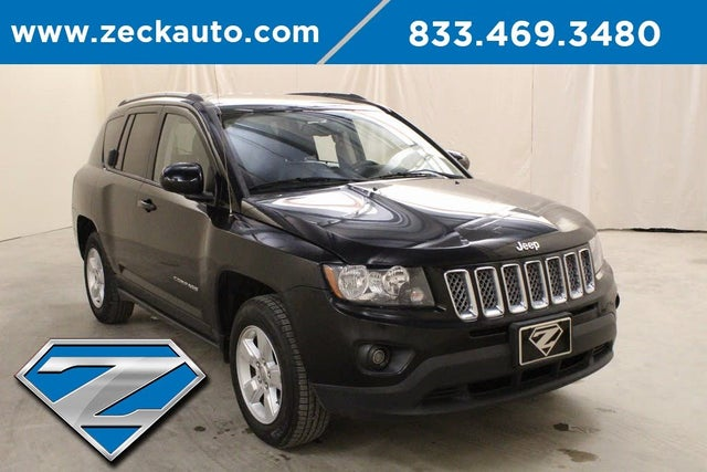 2018 Jeep Compass For Sale In Oklahoma City Ok Cargurus