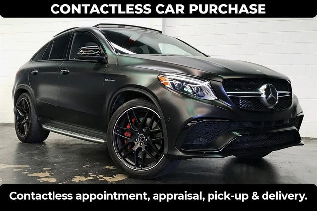 2018 Mercedes-Benz GLE-Class GLE AMG 63 4MATIC S Coupe for ...