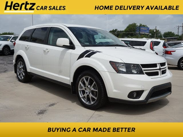 2016 Dodge Journey R/T FWD