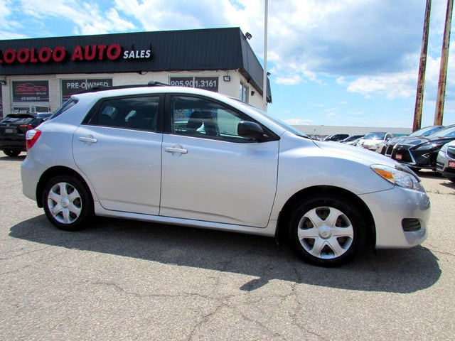 2009 Toyota Matrix S AWD