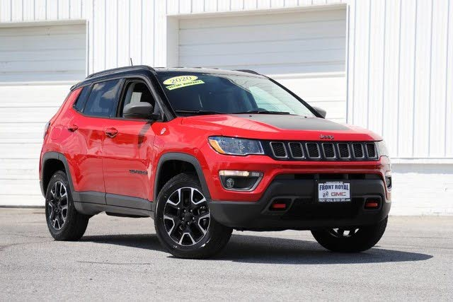 Used 2019 Jeep Compass For Sale With Photos Cargurus