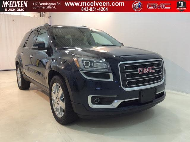 Used Gmc Acadia For Sale In Columbia Sc Cargurus