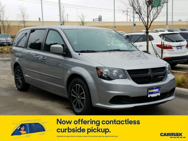 2017 Dodge Grand Caravan SE Plus FWD