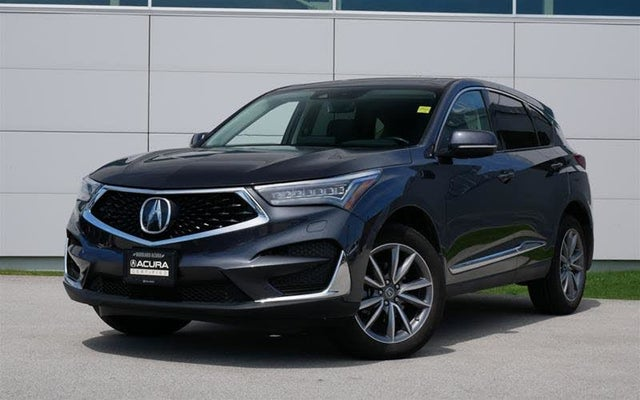 2019 Acura RDX SH-AWD with Elite Package