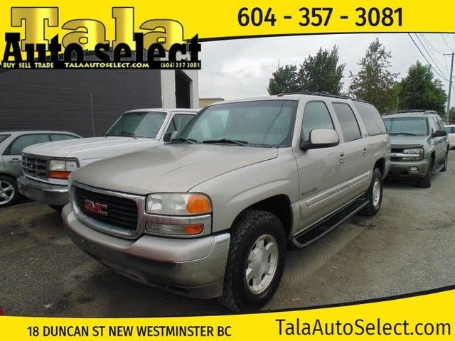 2004 GMC Yukon XL 1500 SLT 4WD