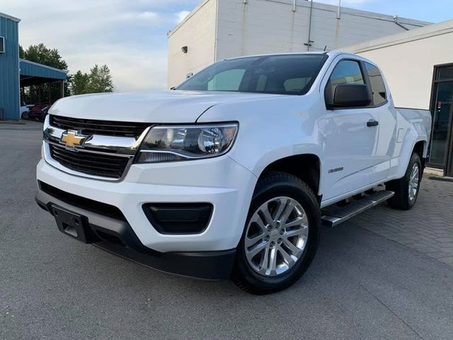 2015 Chevrolet Colorado Base Extended Cab LB RWD