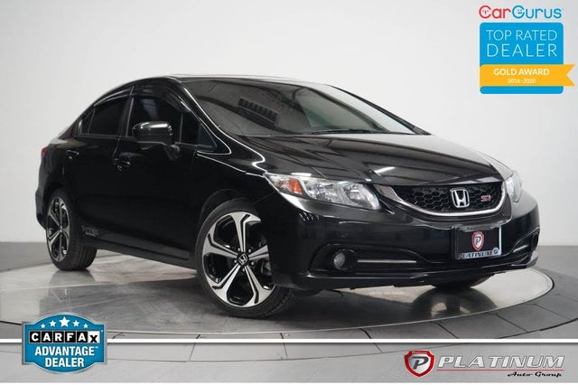 2015 Honda Civic SI with Summer Tires