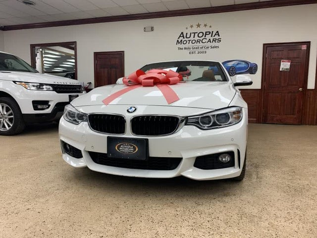 2017 BMW 4 Series 430i Convertible RWD for Sale in New ...