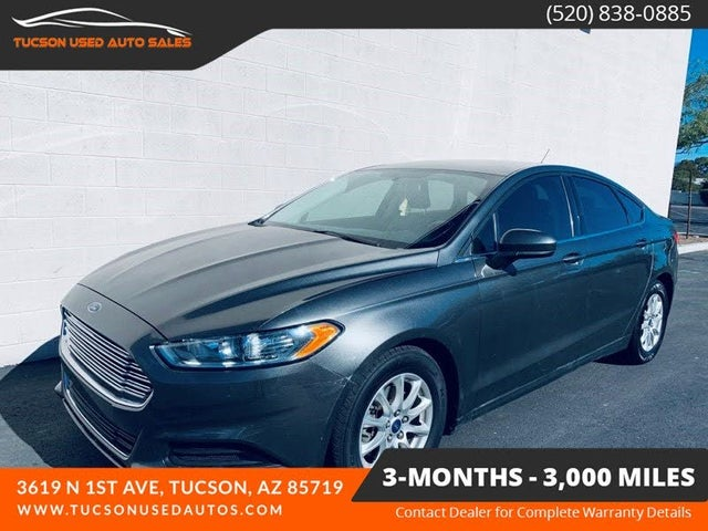 Used Ford For Sale In Tucson Az Cargurus