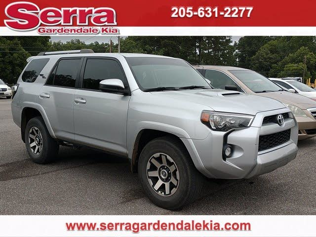 2017 Toyota 4Runner TRD Off-Road 4WD