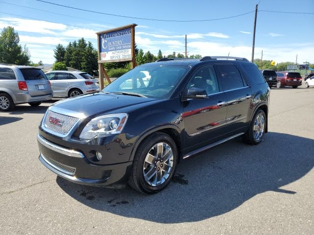 Used Gmc Acadia For Sale In Butte Mt Cargurus