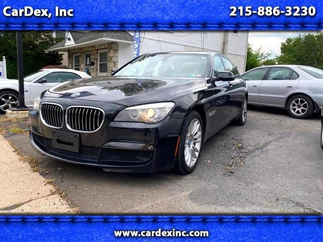 2014 BMW 7 Series 740Li xDrive AWD