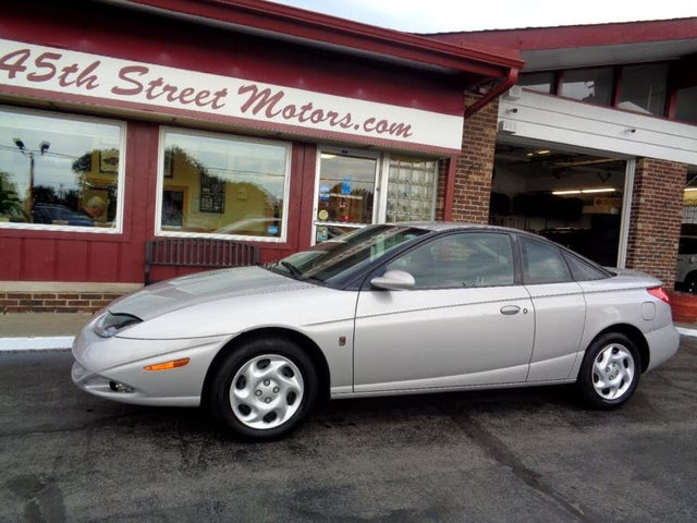 2001 Saturn S-Series 3 Dr SC2 Coupe