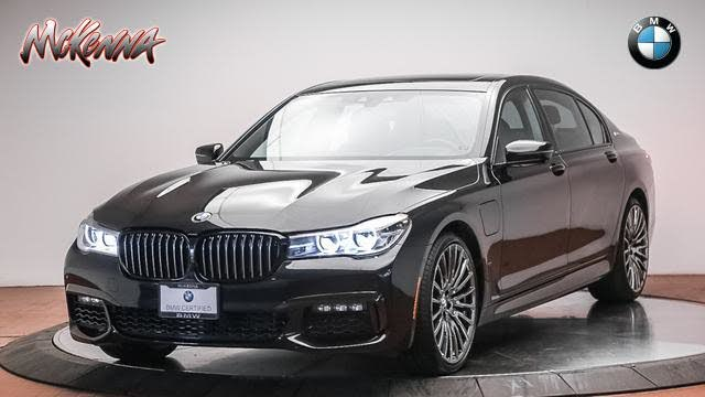 2018 BMW 7 Series 740e xDrive iPerformance AWD