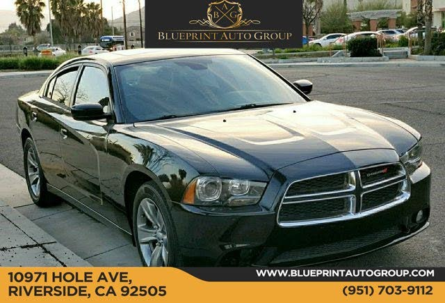 2014 Dodge Charger R/T Max RWD