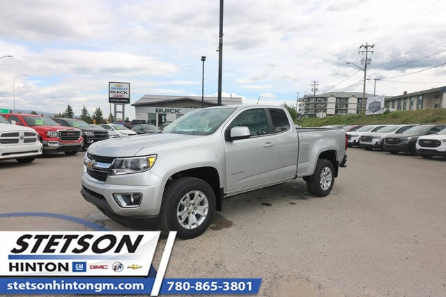 2020 Chevrolet Colorado LT Extended Cab RWD