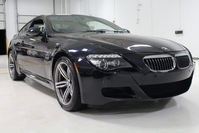 2010 BMW M6 Coupe RWD