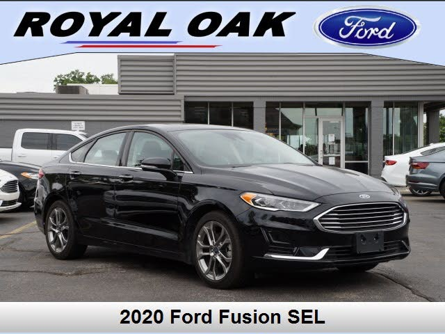 2020 Ford Fusion SEL FWD