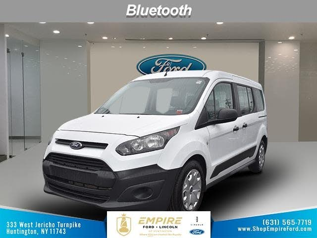 2016 Ford Transit Connect Wagon XL LWB FWD with Rear Cargo Doors