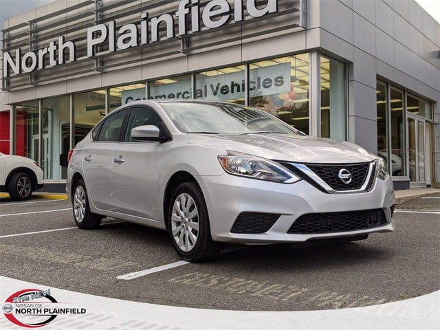 2019 Nissan Sentra S FWD