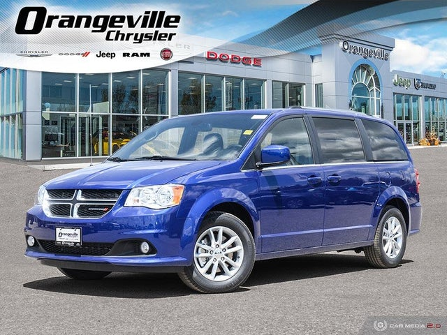 2020 Dodge Grand Caravan Premium Plus FWD