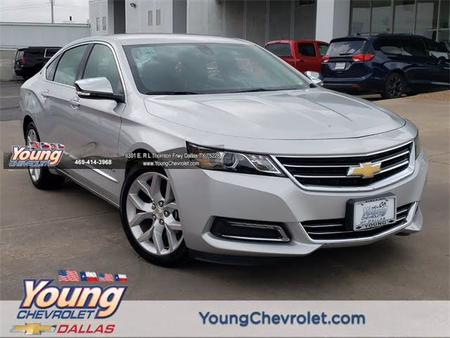 2019 Chevrolet Impala For Sale In Dallas Tx Cargurus