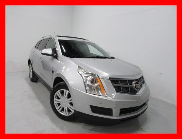 2010 Cadillac SRX Luxury AWD