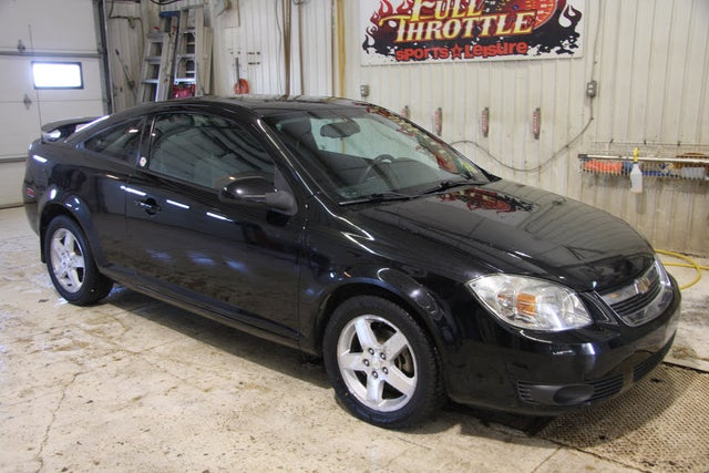 2010 Chevrolet Cobalt LT Team Canada Edition Coupe FWD