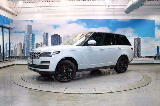 2019 Land Rover Range Rover V8 Supercharged 4WD