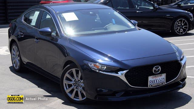 2020 Mazda MAZDA3 Preferred Sedan AWD