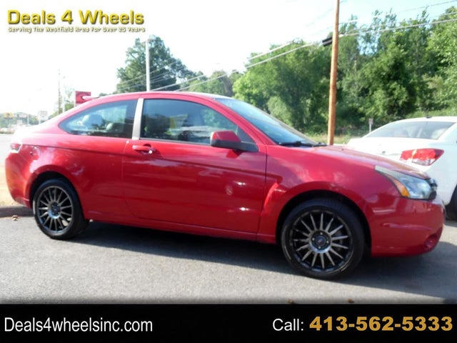 2010 Ford Focus SES Coupe