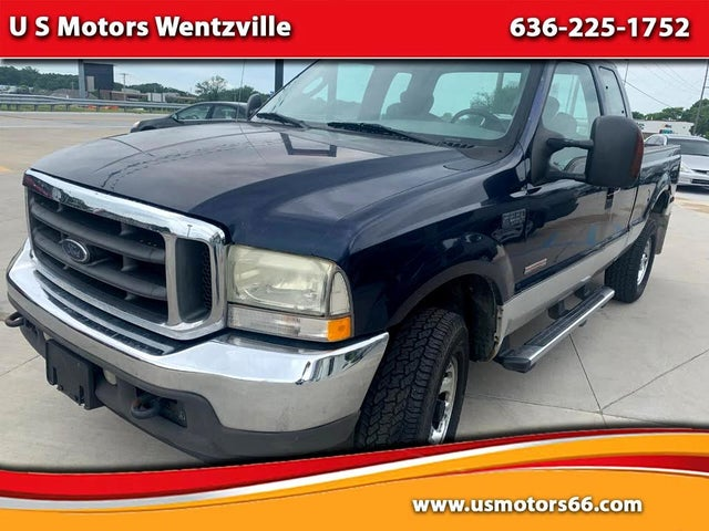 2004 Ford F-250 Super Duty Lariat 4WD Extended Cab SB