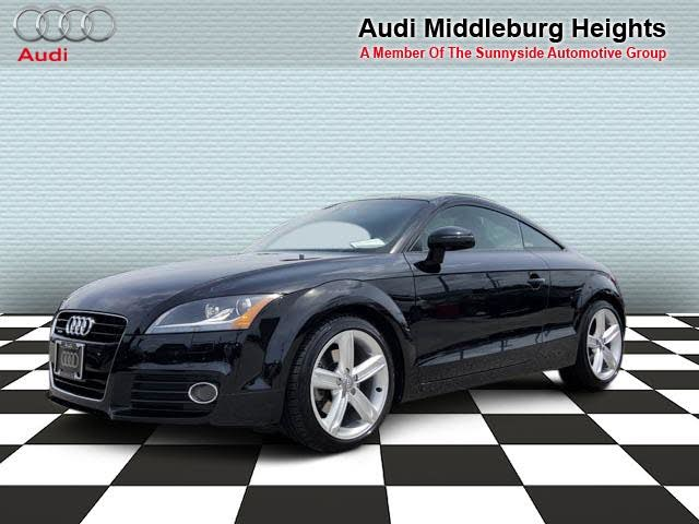 2013 Audi TT 2.0T quattro Premium Plus Coupe AWD
