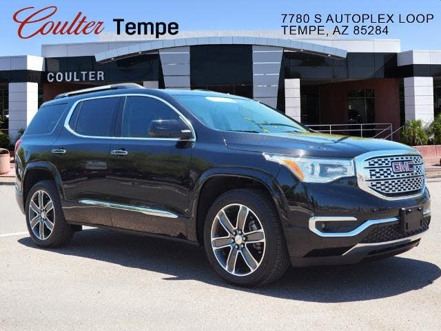 Used Gmc Acadia For Sale In Prescott Az Cargurus