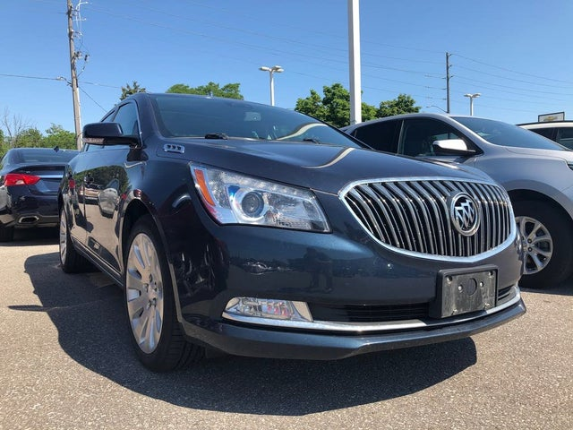 2016 Buick LaCrosse Leather AWD