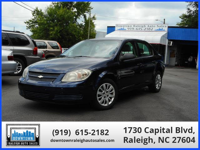 Used Chevrolet Cobalt For Sale In Greenville Nc Cargurus